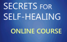 Use Aboriginal Secrets for Self-Healing